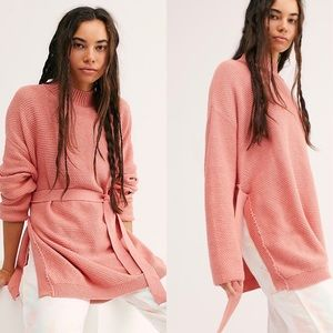 Free People Byron Pullover Sweater